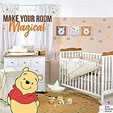 Disney Hi Winnie l'ourson Parure de lit pour bébé