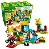 LEGO DUPLO - La grande boîte de la cour de récréation - 10864 - Jeu de...