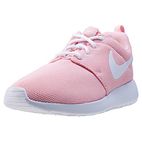 Nike W Roshe One, Scarpe da Corsa Donna, Rosa (Sheen/White/White), 40.5 EU