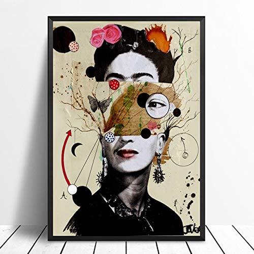 fdgdfgd Hauptdekoration Wandkunst Leinwand Leinwand Modul Bild Blasen Blasen HD-Druck Malerei Nordische abstrakte kreative Wohnzimmer Poster80X120CM