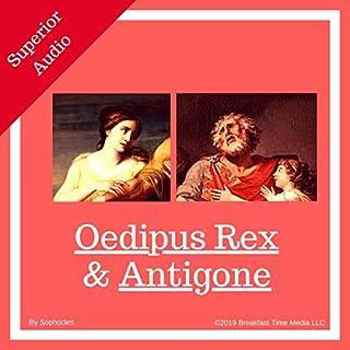 Oedipus Rex & Antigone cover art