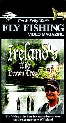 Fly Fishing Video Magazine, Vol. 81 - Ireland's Wild Brown Trout [VHS] by Bennett-Watt Media,
