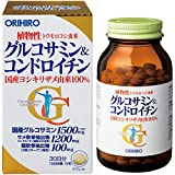 オリヒロ グルコサミン&コンドロイチン 360粒