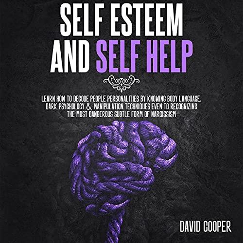 Self Esteem and Self Help cover art