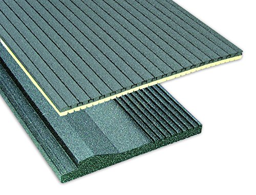 Schellenberg 66252 Pack de 2 aislamientos para cajón de persiana (100 x 50 cm, grosor del material 13 mm)