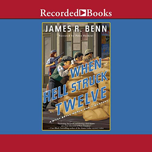 When Hell Struck Twelve audiobook cover art