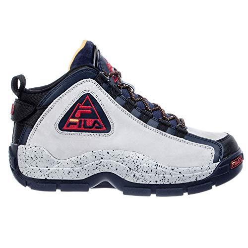 Fila Men's Grant Hill 2 Outdoor Sneaker, FNVY/SBIR/BLK (FNVY/SBIR/BLK, Numeric_11)