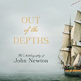 Out of the Depths audiobook cover art