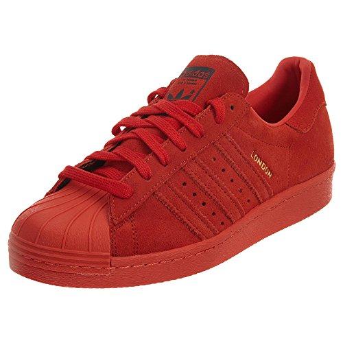 adidas-Männer Superstar 80s City Series Red 13
