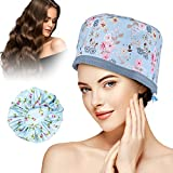 Elektrische Haarpflege Kappe, GLAMADOR Thermal Dampfer Cap, Hair Spa Cap, Hair Care Cap,...