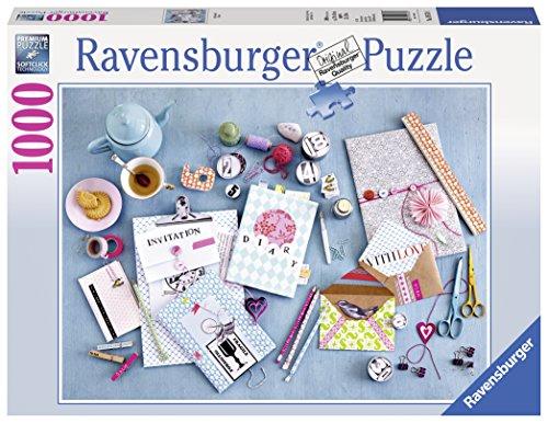 Ravensburger - 19571 8 - Puzzle - Do It Yourself - 1000 Pièces