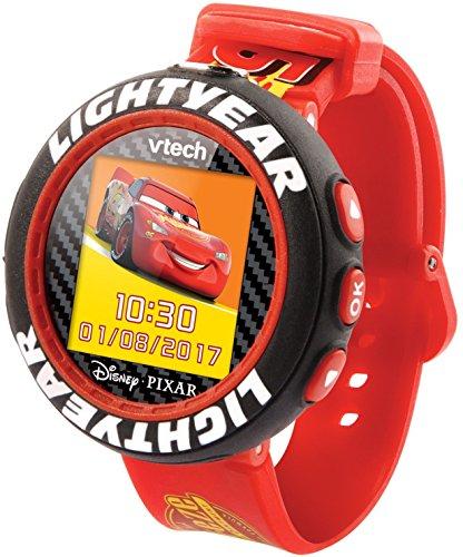 Vtech 80-507223 Camwatch Uhr Beleuchtung McQueen Cars 3 (In Holländisch)