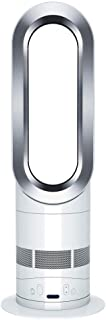 Dyson AM04 Hot + Cool Heater/Table Fan, White