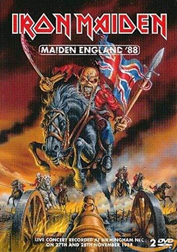 Maiden England 88 (2Dvds)