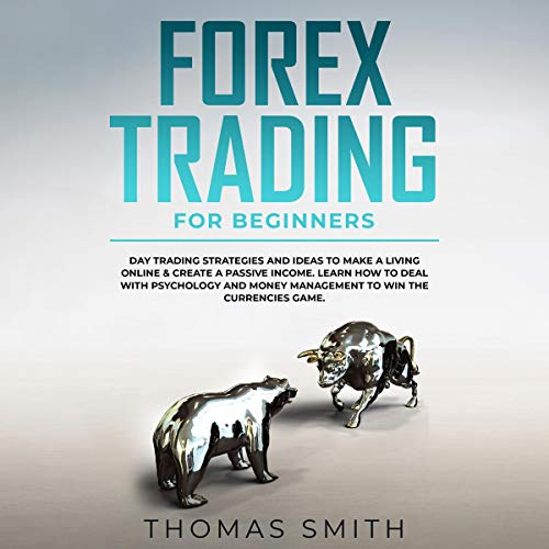 Forex Trading for Beginners cover art