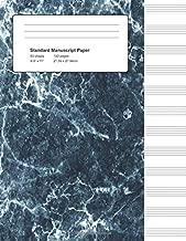 Best music manuscript book a4 Reviews