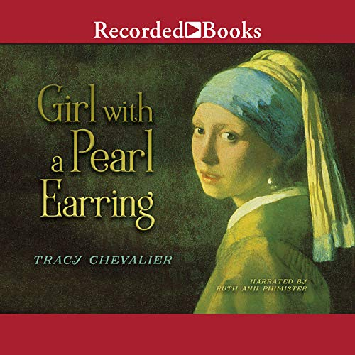 Girl with a Pearl Earring  By  cover art