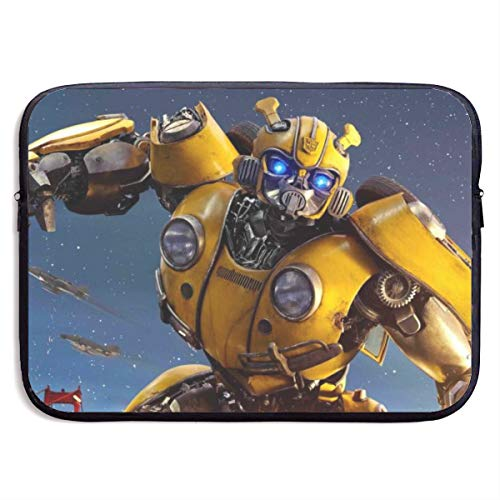 Bumblebee Laptop Sleeve Bag 15 inch Computer Case Tablet Briefcase Ultra Portable Protective