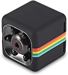 Bundle of 2, KKmoon Quelima SQ11 Mini Camera 1080P Full HD Car DVR Hidden Camera DVR Recorder DV Camera Night Vision Video...