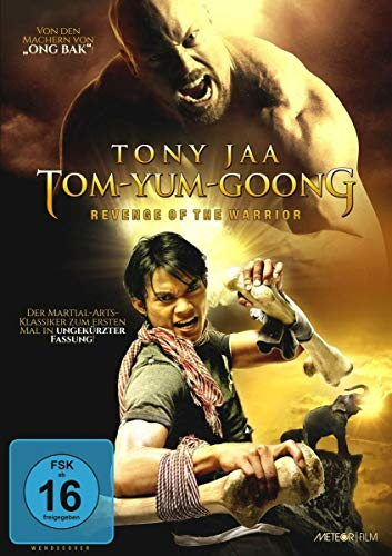 Tom Yum Goong - Revenge of the Warrior