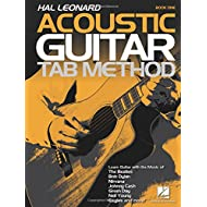 Hal Leonard Acoustic Guitar Tab Method: Book 1