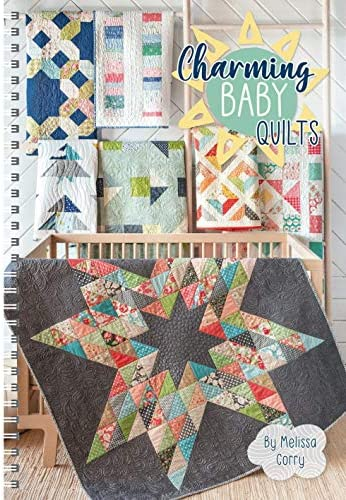 It s Sew Emma BOOKS Charming Baby Quilts By Melissa Corry product image