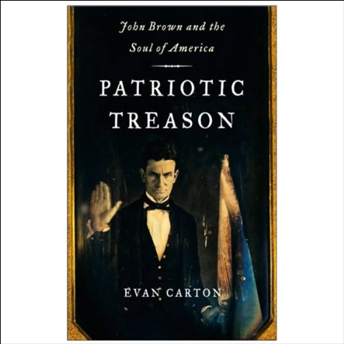 Patriotic Treason audiobook cover art