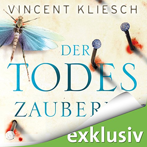 Der Todeszauberer audiobook cover art