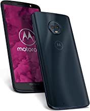 Motorola Moto G6 - Smartphone libre Android 9 ready (pantalla de 5.7'', 4G, cámara de 12 MP, 4 GB de RAM, 64 GB, Dual Sim), color azul índigo - [Exclusivo Amazon]
