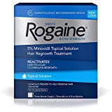 Rogaine Men Extra Strength Unscented 6z