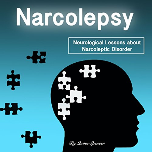 Narcolepsy audiobook cover art