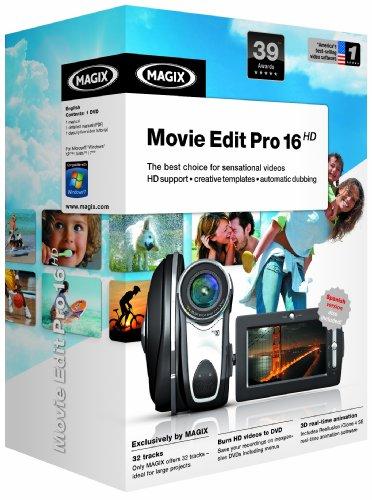 Magix Movie Edit Pro 16 (PC)