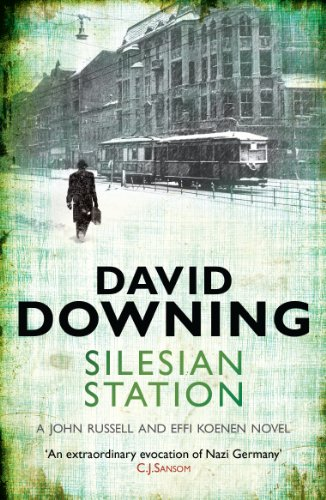 Silesian Station (John Russell Series)