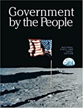 9780132434416: government by the people, national version.