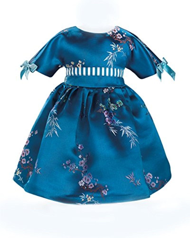 CARPATINA bluee Blossoms Dress fits 18  American Girl Dolls
