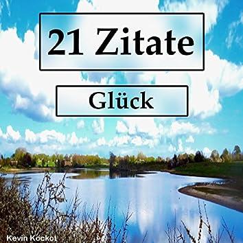 21 Zitate Glück