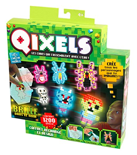 Asmokids Qixels Glow Refill Kit - Season 2 - Arts and Crafts - Boys