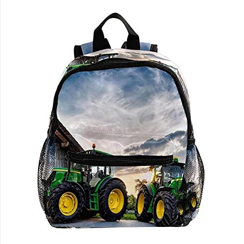 Mini Mochila Monedero para Mujer Bolsa de Viaje El mejor tractor del mundo. para el trabajo, escuela, al aire libre