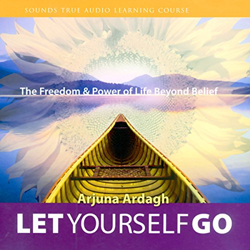 Let Yourself Go audiobook cover art