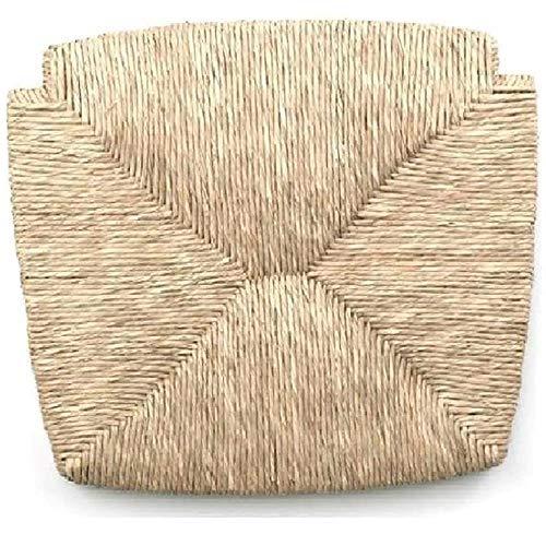 Asientos de paja (Mod. 1212 Venecia) recambios para sillas [Juego de 4]