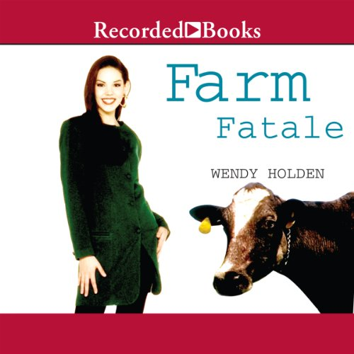 Farm Fatale audiobook cover art
