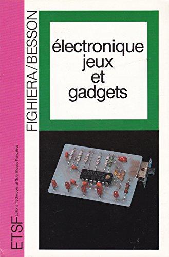 Électronique jeux et gadgets