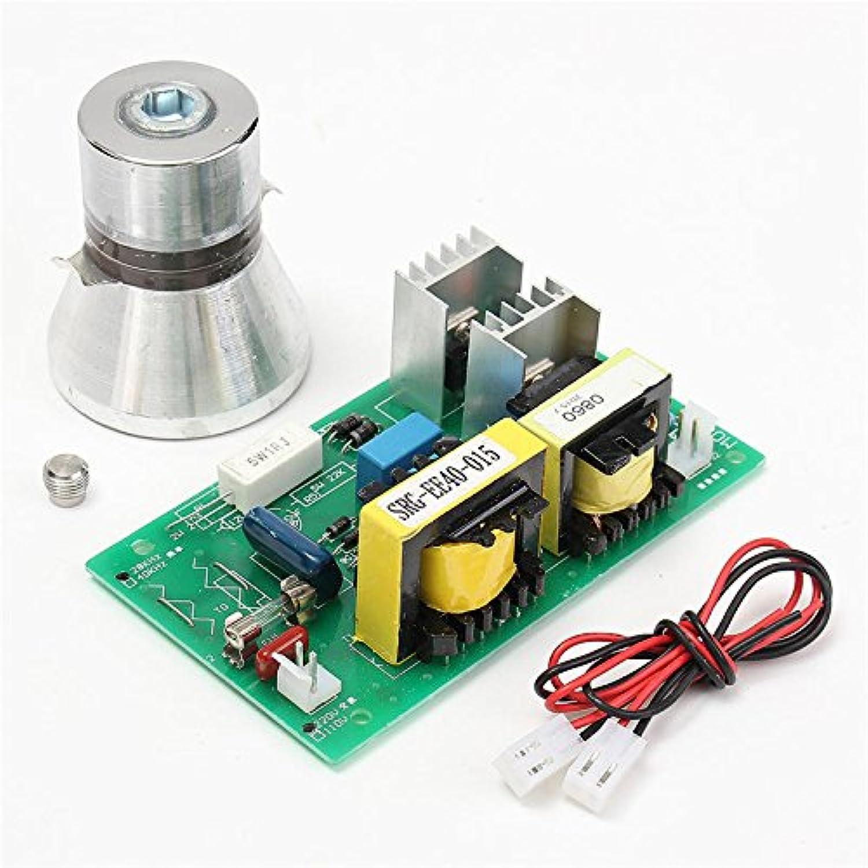 100W 28KHz Ultraschall-Reinigungswandler-Reiniger Hochleistungs- + Leistungstreiberplatine 220VAC Ultrasonic-Reiniger-Teile
