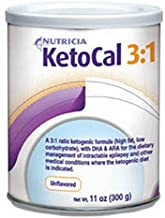 KETOCAL 3.1 300G Flavor Unflavored NUTRICIA SHS N. AMERICA 16672