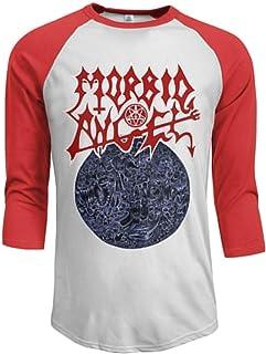 Wudici Mens Pantera Vulgar Display of Power Casual 3//4 Sleeve Baseball Tshirt Raglan Jersey Shirt