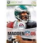 Madden NFL 2006 - Xbox 360 (Renewed)