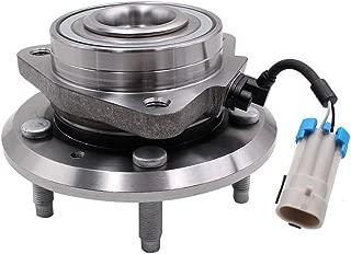 MACEL 513276 Wheel Hub Bearing Assembly for 2007-2009 Chevrolet Equinox 2007-2009 Pontiac Torrent 2007-2009 Suzuki XL-7 2008-2010 Saturn Vue 5 Lugs W/ABS