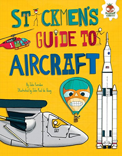 Stickmen's Guide to Aircraft (Stickmen's Guides to How Everything Works)