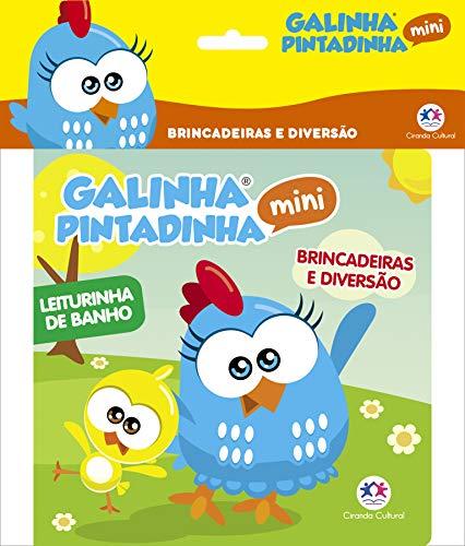 Galinha Pintadinha Mini - Brincadeiras e diversão