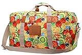 Malirona Canvas Weekender Bag Travel Duffel Bag for Weekend Overnight Trip (FB245)